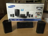 Model HT-H5500W BRAND NEW NEVER USED Samsung home