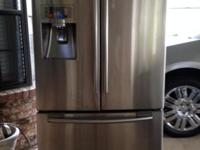 Samsung Stainless French Door Refrigerator - 29 cu ft.