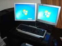 "17"" LCD monitor. $70 or best offer  or email Location:"