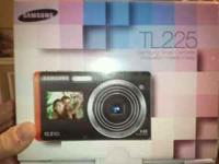 Samsung TL225 Dualview. I've had this camera since May