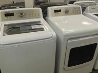 Samsung washer and dryer set, bought them in Aug 2012