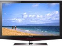 Samsung 52-Inch 1080p LCD HD TV / Sony Playstation 3
