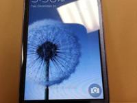 Samsung Galaxy S III SGH-I747 - 16GB - Pebble Blue
