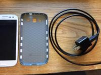 Selling a Galaxy S3 16GB with a screen protector,