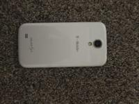 Samsung galaxy s4 for sale no cracked screen T-Mobile