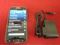 We have a previously owned black mist Samsung Galaxy S4