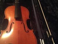 This is a great Samuel Eastman 4/4 full size violin,