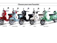 We are san gabriel valleys scooter store we stock over