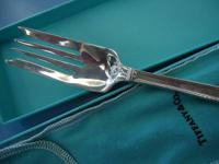 SAN LORENZO BY TIFFANY&CO. STERLING SILVER 925 SALAD
