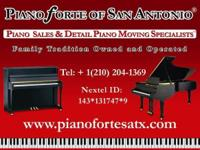 Pianoforte of San Antonio /
