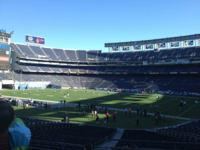 San Diego Chargers vs the Oakland Raiders Sunday,