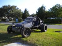 STREET LEGAL VW SANDRAIL DUNE BUGGY. CLEAR FLORIDA