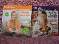Each cookbook like brand new! $2 each. Smoke free