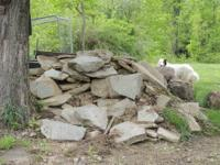 We have available Sandstone Creek Stone, Flat, for