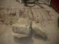 I am selling a huge lot of sandstone field stone 100.00
