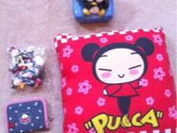 Sanrio Pucca toys Pucca wallet Pucca pillow Badtz Maru