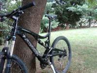 Like new, Rode one time, absolutely no damage or even a