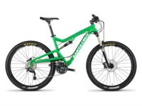 650b and 29″ full-suspension  1/2 day -- $70 Full