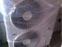 Split type air conditioner outside unit Sanyo c3032a