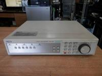 Made use of Sanyo Digital Video Recorder DSR-3506,