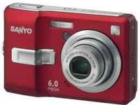 6 megapixel digital camera in excellent condition and
