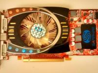 Sapphire ATI Radeon HD 4770 512MB Video Card Removed