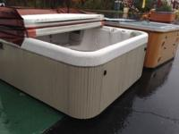 Type: pool/spa # 76 Saratoga with Grey Cabinet $500.00