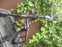 Saris Guardian (2-Bike) With the Guardian rack, it's