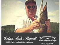 Your Saskatchewan fishing adventure awaits.