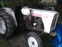 This is a late 70's or 80's Satoh tractor...I believe