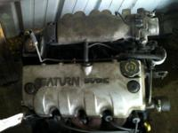 Saturn 1.9 Liter Engine  ALL BODY PARTS ARE IN GOOD