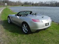 2007 Saturn Sky Roadster, less than 48k miles,