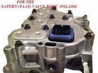 Description SATURN VALVE BODY (TAAT) 1993-2002 LATER