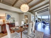 Designed and built in 1958 by notable Sausalito builder