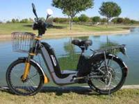 SAVE 2 gallons per day and pay for your ELECTRIC BIKE.