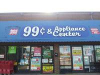 Now abailable at 99cents & Home appliance Center /