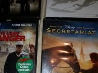 (2) Lone Ranger, Secretariat, and Saving Mr Banks All