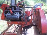 Saw Mill Mobile diminsion saw mill volkswagon power 6ft