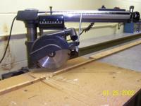I have 3 different electrical saws and a router with