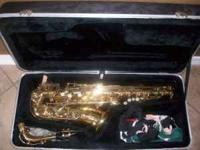 Real nice Palatino Tenor Sax, bought this brand new for