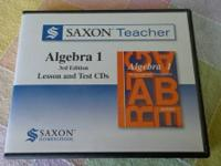 Saxon Teacher DVD's - Comprehensive instructions for