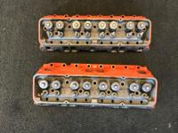 CHEVROLET SMALL BLOCK CYLINDER HEADS CAST NUMBER