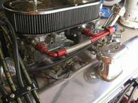 383 SBC. 3970010 4 bolt 350 block. Scat 383 stroker