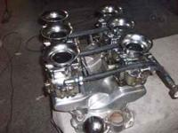 This is a extremely rare Edelbrock X1 6 duece racing