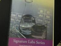 Lab book used for Organic Chemistry 156 at SBCC.  No