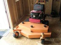 18 horsepower 2 cylinder briggs&stratton engine