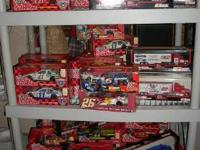 $7.00 EACH 1:24 Scale Die-Cast Stock car replicas,1:64