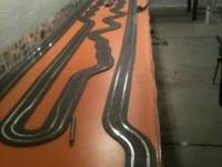 Over 2000 invested many cars and over 100 feet of track