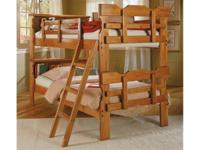 This strong honey want bunk bed is readily available as