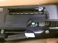 Brand new HP FAX/Printer/Scanner does it all machine i